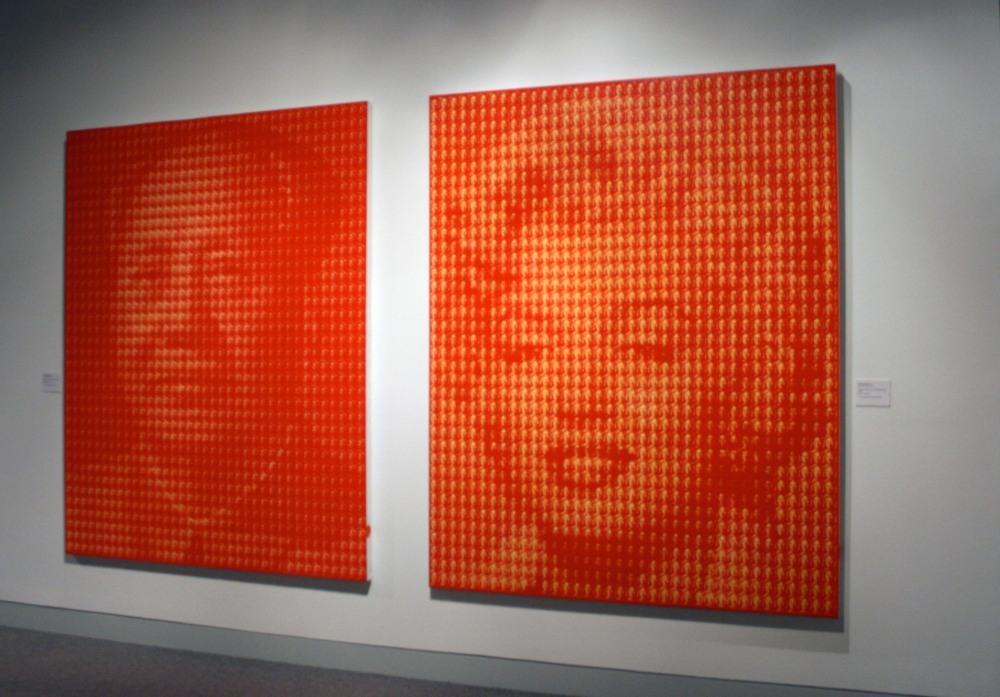Kim Dong-Yoo, Marilyn Monroe vs. Chairman Mao