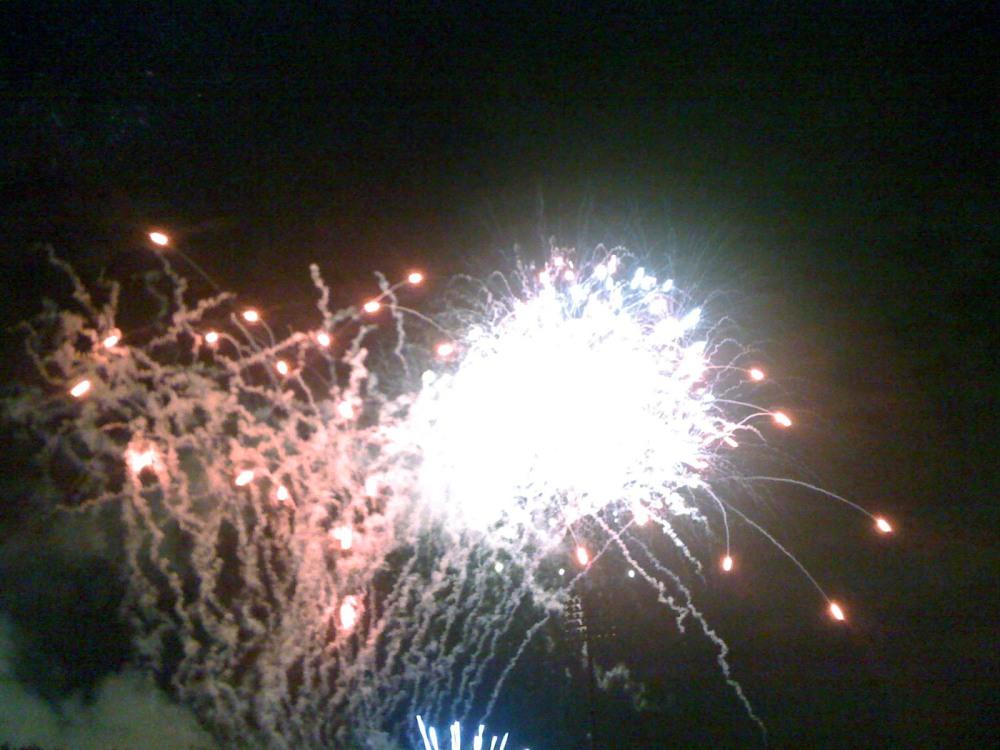 macross fireworks