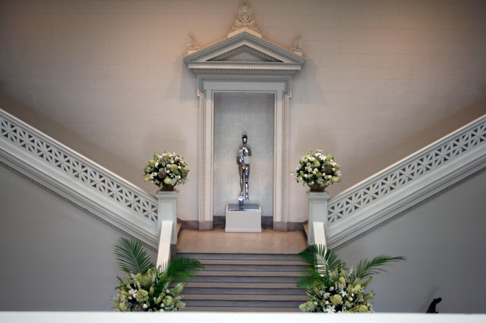 NoMA Interior, stairs