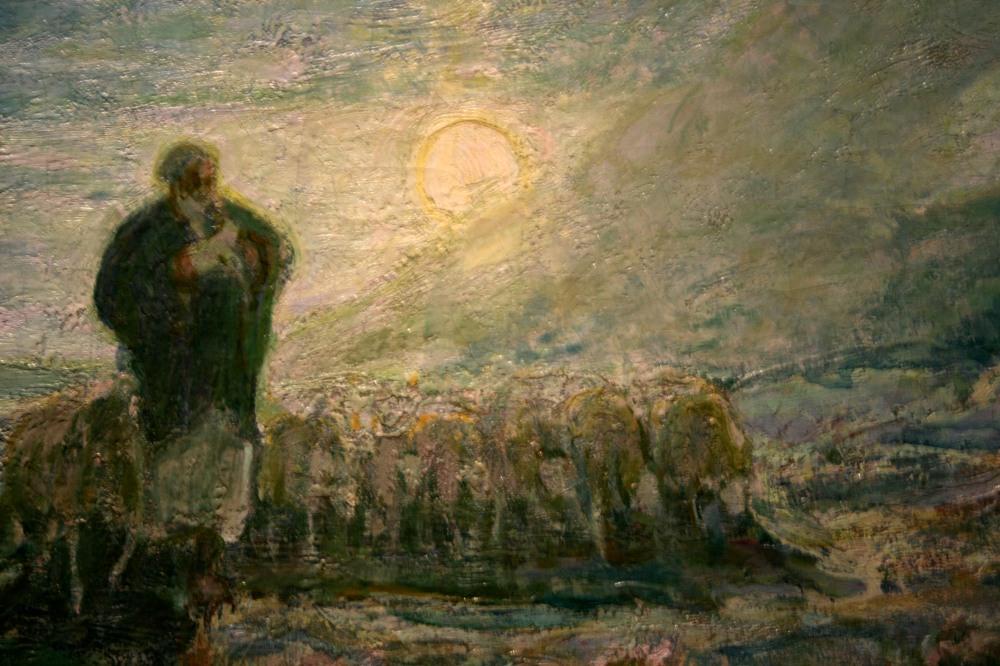Henry Ossawa Tanner, the Good Shepherd
