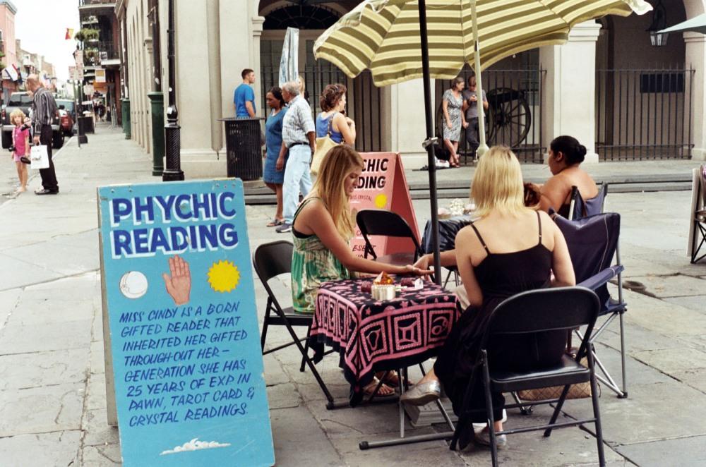phychic reading