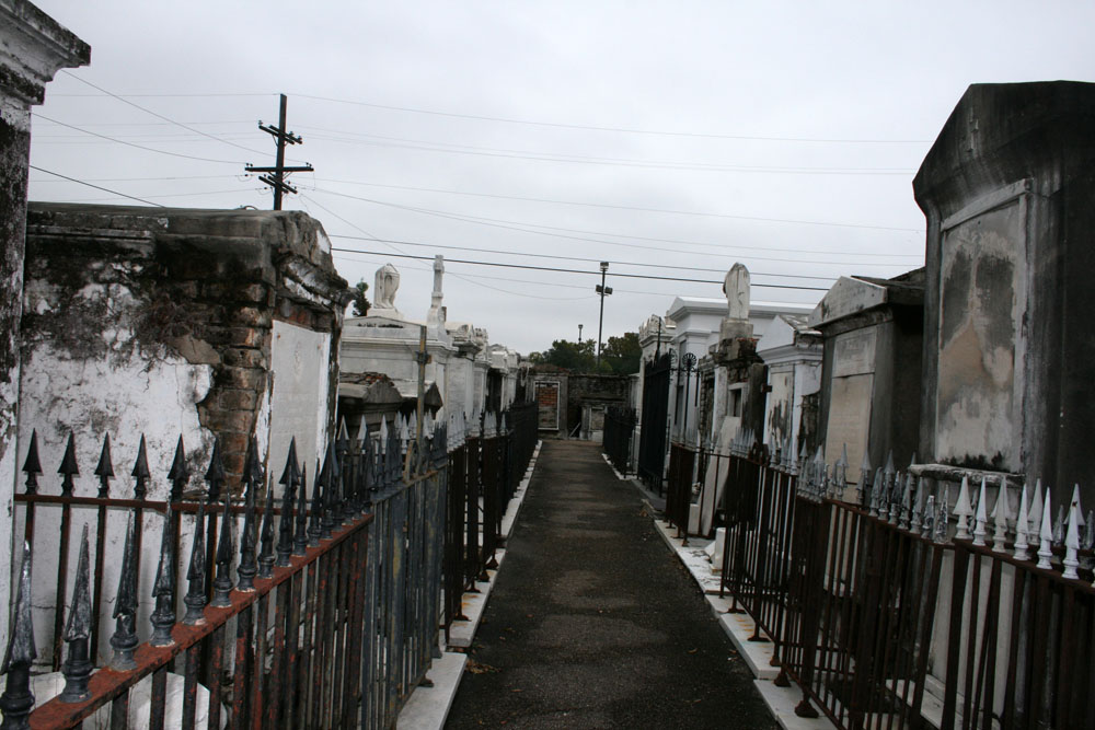 st. louis #1 cemetery