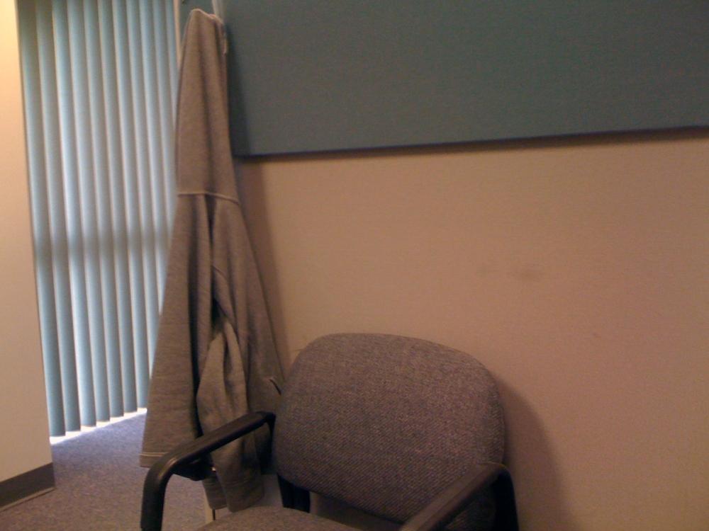 take a chair