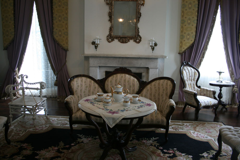 nottoway drawing room