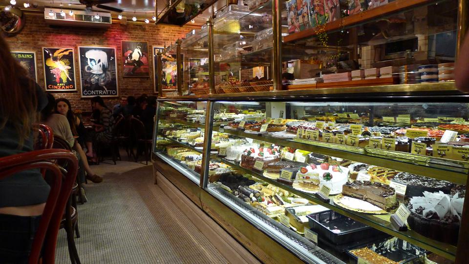 Dessert Cafe Upper West Side Nyc