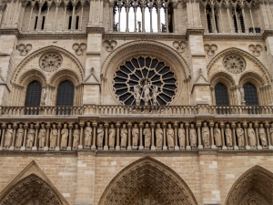 Kings of Judah, Notre Dame de Paris