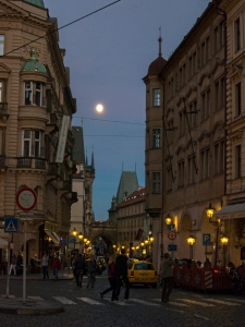 Prague Odds and Ends