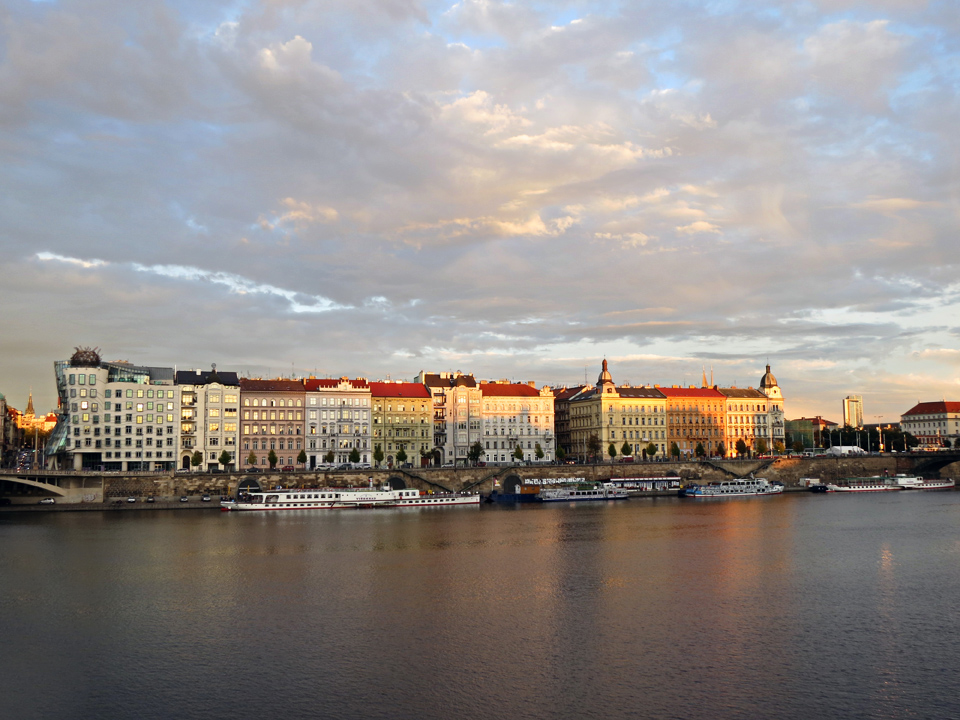34_Riverfront-Buildings-Prague-Sunset