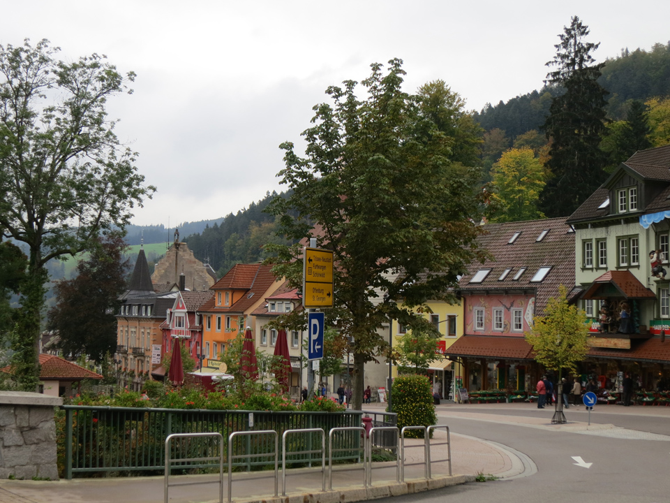 7_Triberg-Main-Street-Germany
