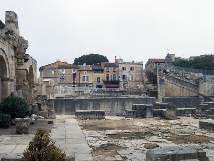 10_Arles-Amphitheater-Roman-Ruins