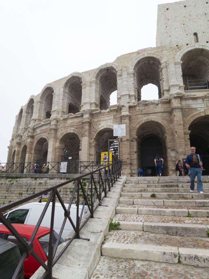 2_Arles-Roman-Arena-Ruins