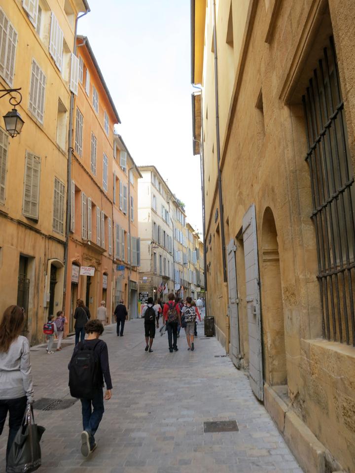 5_Street-Aix-en-Provence-France