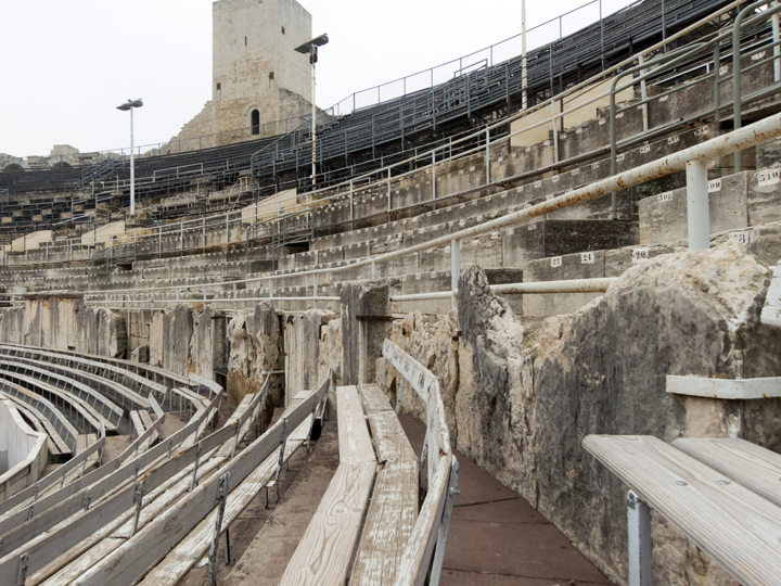 6_Arles-Arena-Benches-Roman-Ruins