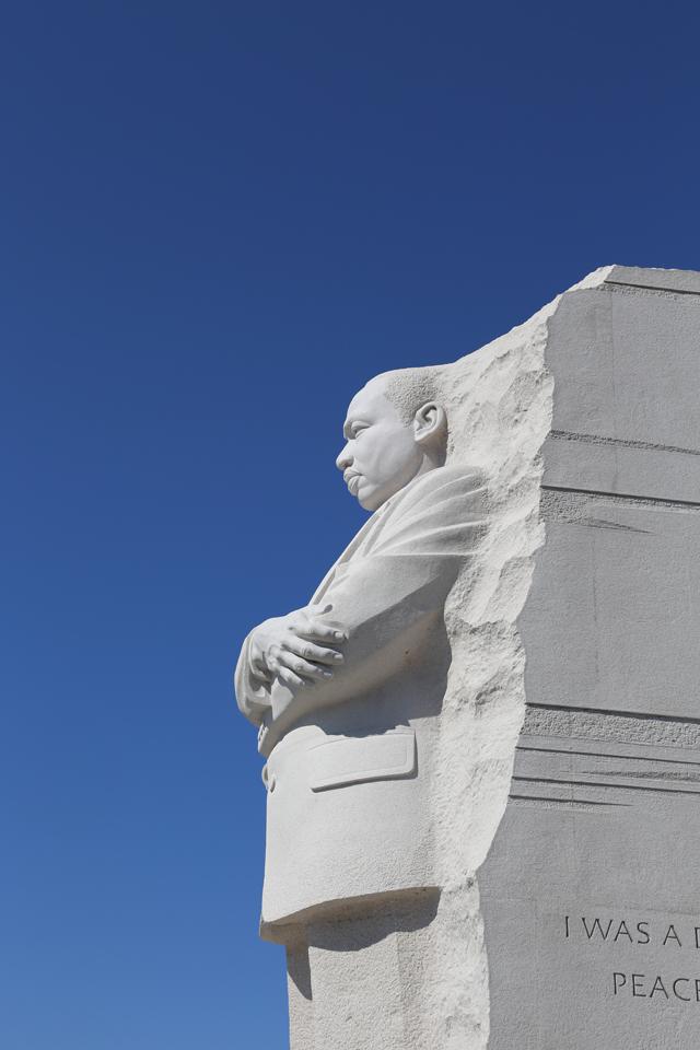 The MLK Memorial