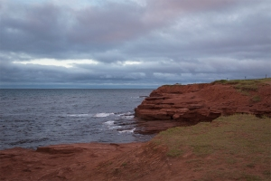 First Glimpse of PEI