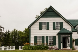 Visiting Green Gables