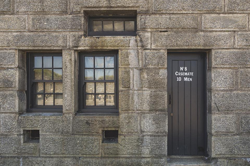 Citadel-Halifax-Casemate-Door