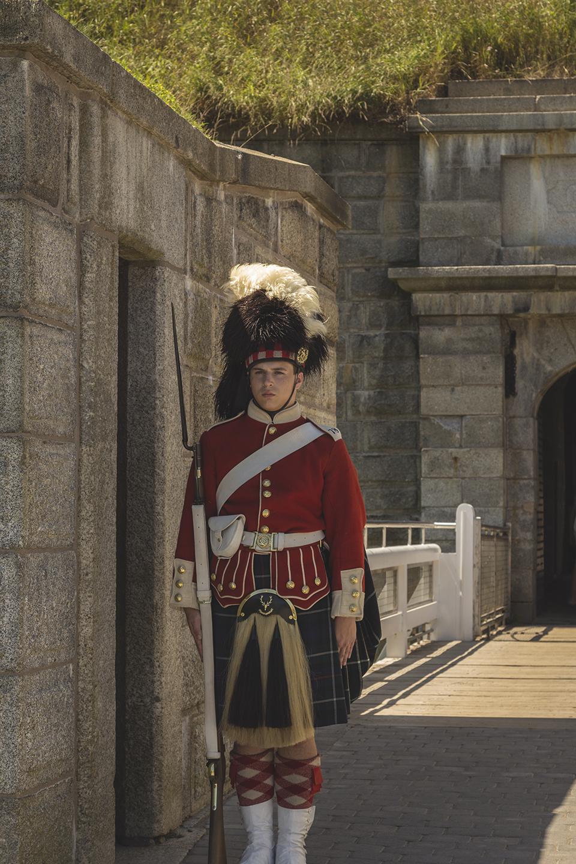 Halifax-Citadel-Soldier