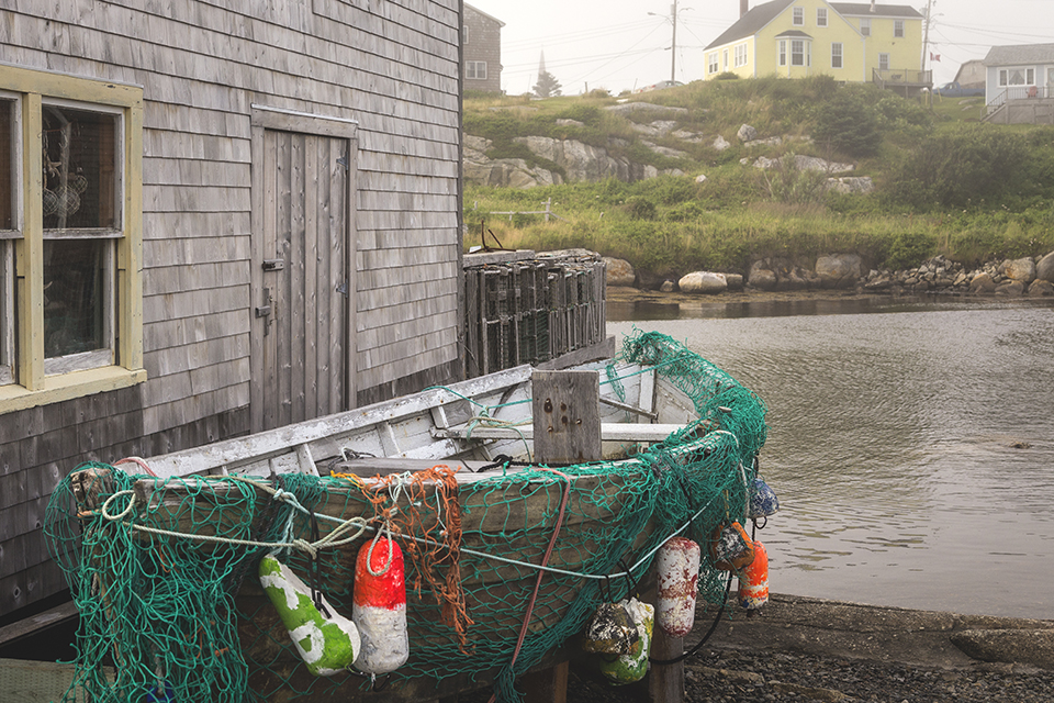 Fishing-Boat-Lobster-Buoys