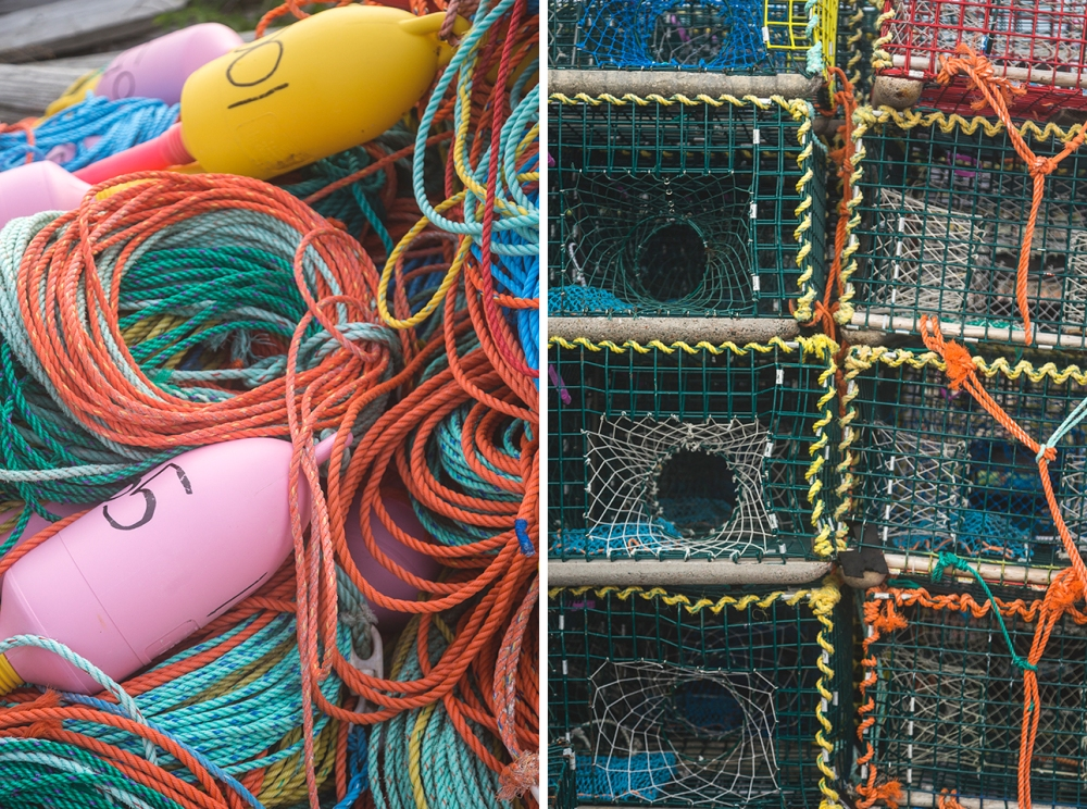 Lobster-Buoys-Ropes-Traps