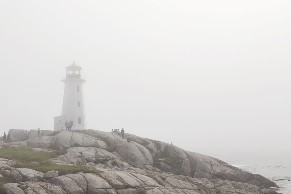 Peggys-Cove-Lighthouse-Fog